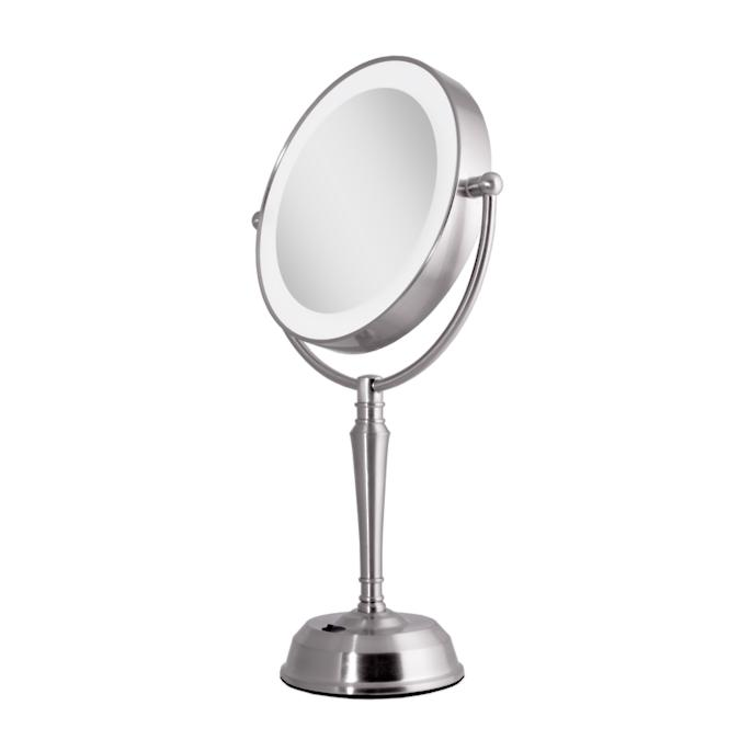 Led Lighted Rechargeable Vanity Mirror Frontgate