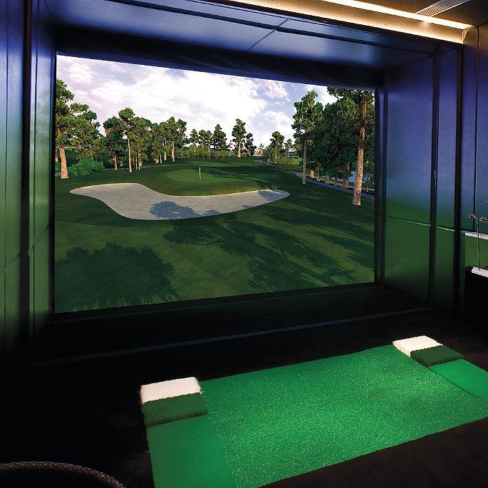 Golf Simulators: Full Swing Golf Elite Golf Simulator