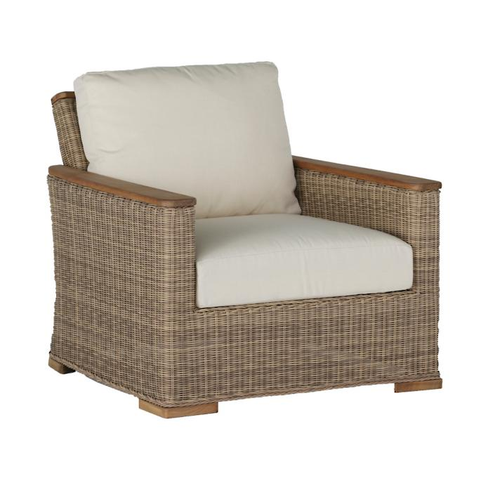 Pacific Lounge Chair with Cushions by Summer Classics - Pacific Lounge Chair With Cushions By Summer Classics Frontgate