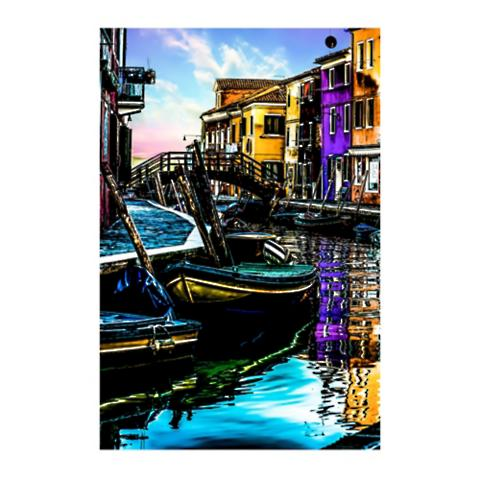 Reflections of Venice Wall Art | Frontgate