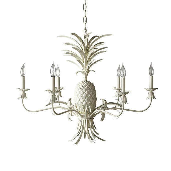 finest selection 3c2e0 77606 Pineapple Chandelier