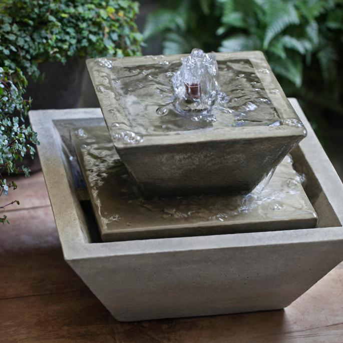 Nolan Tabletop Fountain Frontgate