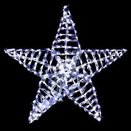 "36"" Color Changing Lighted Star"