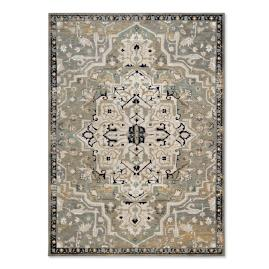 Charlot High Low Area Rug Frontgate