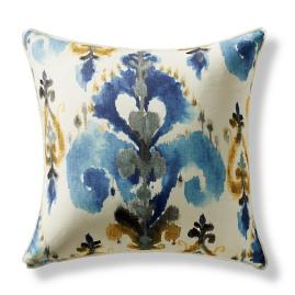 Aoki Azure Decorative Pillow