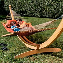 Tufted Hammock Frontgate