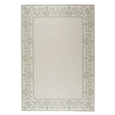 Pineapple Border Outdoor Rug Frontgate