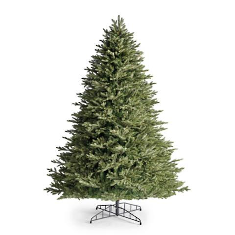 grand fraser fir unlit artificial christmas tree - Fraser Fir Artificial Christmas Tree
