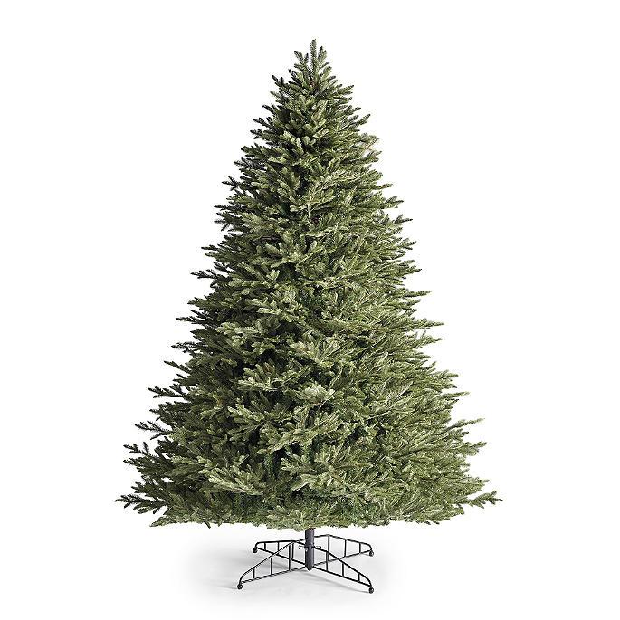 Fraser Fir Christmas Trees: Grand Fraser Fir Unlit Artificial Christmas Tree
