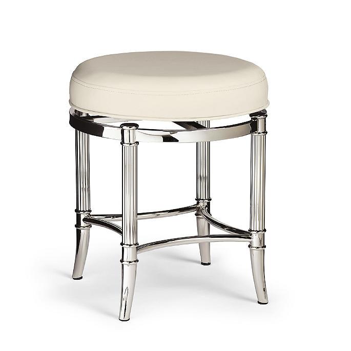 Fabulous Bailey Vanity Stool Theyellowbook Wood Chair Design Ideas Theyellowbookinfo