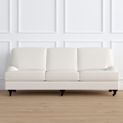 Merveilleux Blake Leather Sofa