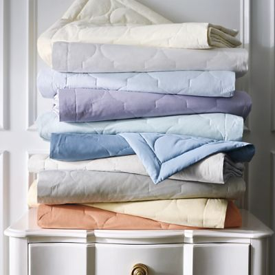Washable Down Sateen Blanket Frontgate