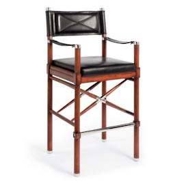 "Borneo Bar Height Bar Stool (30""H seat)"