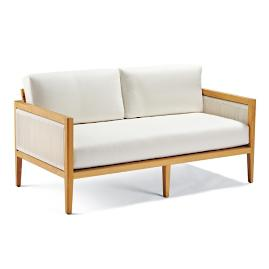 Brizo Sofa with Cushions