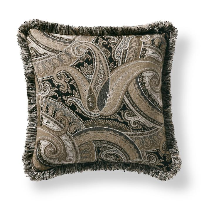 Coachella Taupe Outdoor Pillow Frontgate