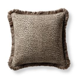 Tiki Fringe Outdoor Pillow Frontgate