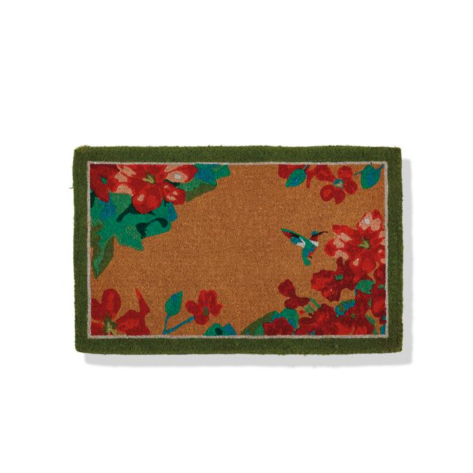 Clematis Coco Entry Mat Frontgate