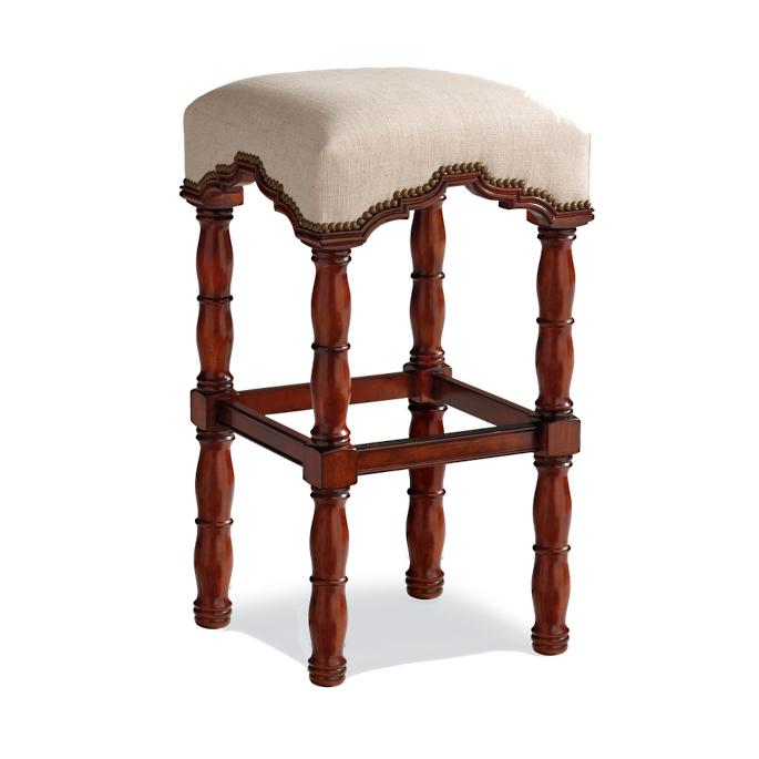Cool Maya Bar Height Backless Bar Stool 30 Uwap Interior Chair Design Uwaporg
