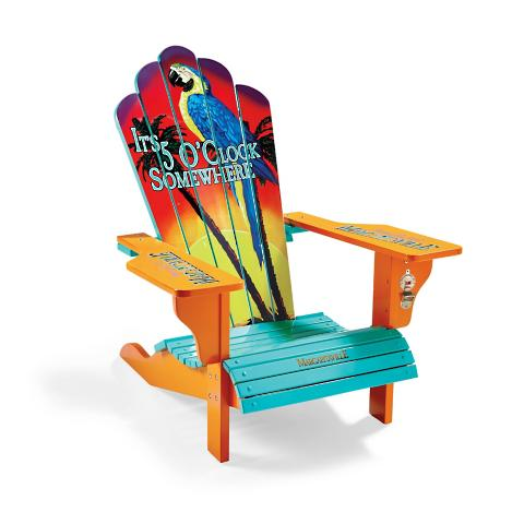 Jimmy Buffett Adirondack Chairs.Margaritaville 5 O Clock Somewhere Adirondack Chair And Ottoman