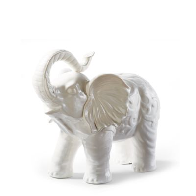 Ceramic Elephant Statue Frontgate
