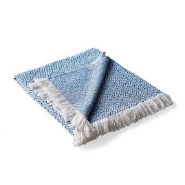 Sunbrella® Diamond Indoor/Outdoor Throw