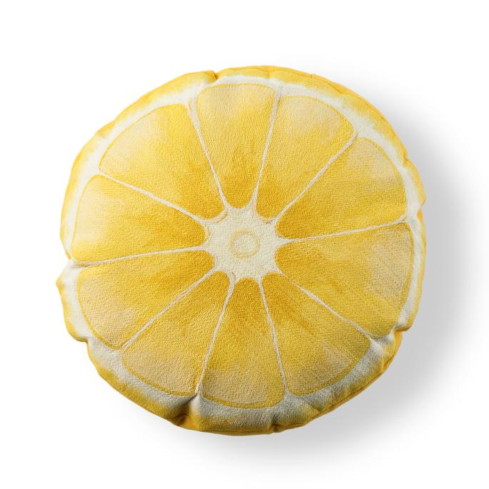 Margaritaville Tropical Lemon Throw Pillow Frontgate