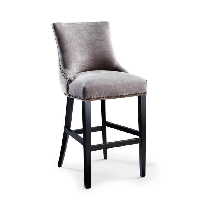 Admirable Barclay Tufted Bar Height Bar Stool 32 1 2 Ncnpc Chair Design For Home Ncnpcorg