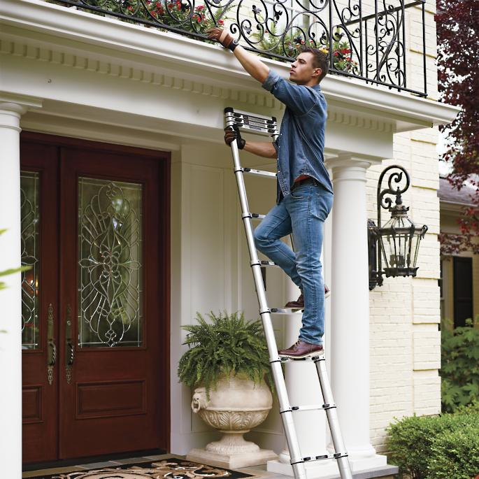 Xtend And Climb 775 Telescoping Ladder Frontgate