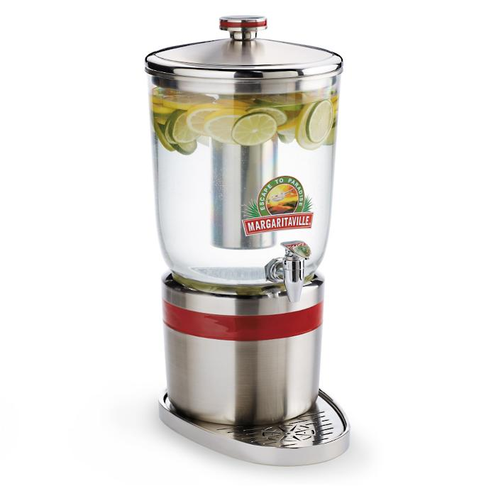 Margaritaville Beverage Dispenser With Drip Tray Frontgate