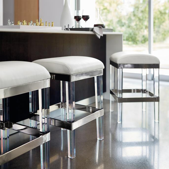 Fantastic Fulham Acrylic Backless Bar Stool Gamerscity Chair Design For Home Gamerscityorg