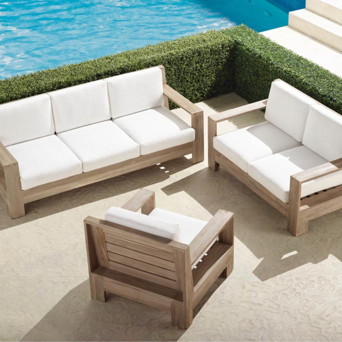 St. Kitts 3-pc. Sofa Set