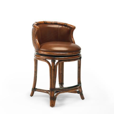 Admirable Bali Woven Swivel Bar And Counter Stools Ncnpc Chair Design For Home Ncnpcorg