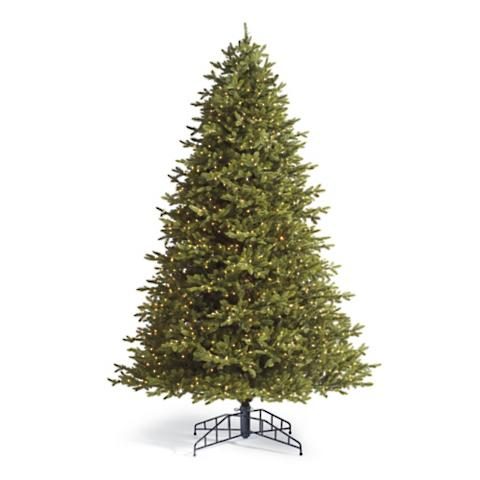 noble artificial pre lit christmas tree - Frontgate Christmas Tree Reviews