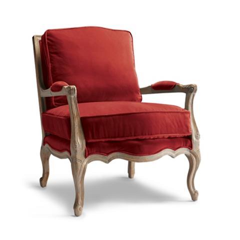 Margot Chair In Paprika