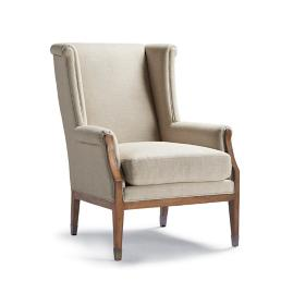 Superb Aubrey Accent Chair Frontgate Creativecarmelina Interior Chair Design Creativecarmelinacom