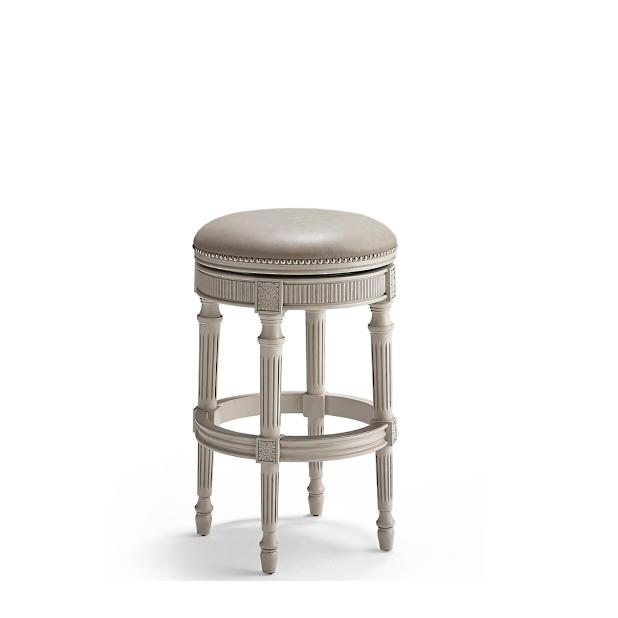 Terrific Chapman Swivel Backless Bar And Counter Stools Frontgate Gmtry Best Dining Table And Chair Ideas Images Gmtryco