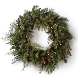 Blue Ridge Mountain Flex Garland