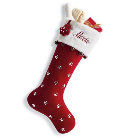personalized pet stocking
