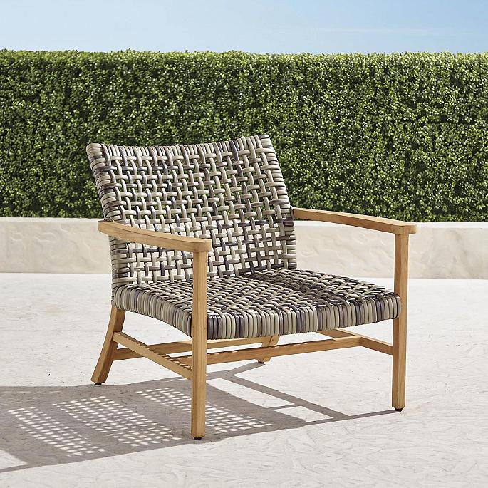 Wondrous Isola Lounge Chair In Natural Finish Customarchery Wood Chair Design Ideas Customarcherynet