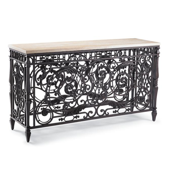 los angeles e1e94 9e02c Balcony Console Table