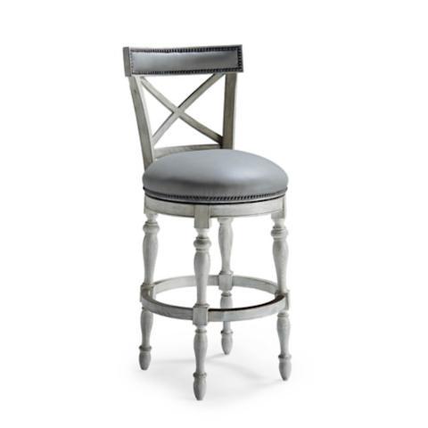 Pleasing Griffith X Back Swivel Bar And Counter Stools Creativecarmelina Interior Chair Design Creativecarmelinacom