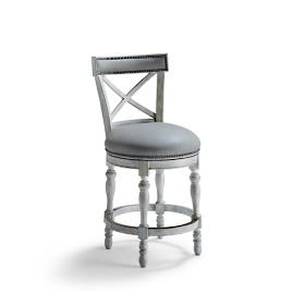 Ludlow Counter Height Bar Stool 26 H Seat Frontgate