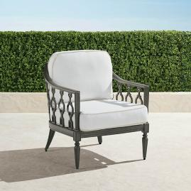 Avery Lounge Chair with Cushions