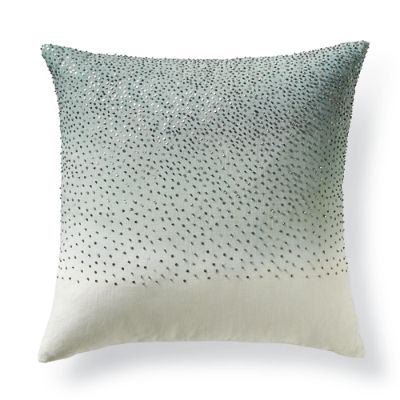 Luca Ombre Beaded Decorative Pillow Frontgate