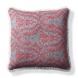 Alanya Fuchsia Indoor/Outdoor Pillow