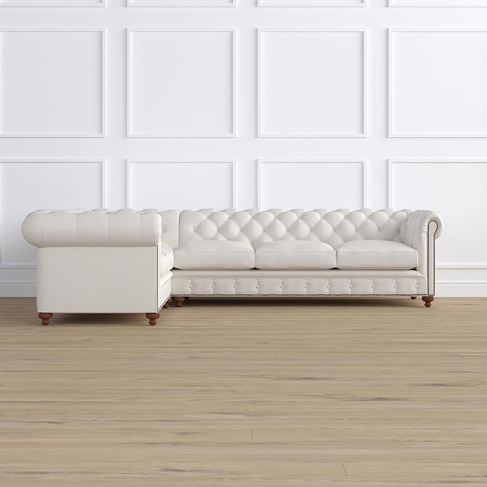 Barrow Left Facing One Arm Sofa Right Facing Corner Sofa Sectional