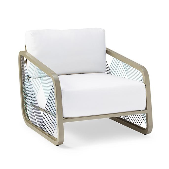 Fabulous Veracruz Lounge Chair With Cushions Frontgate Pdpeps Interior Chair Design Pdpepsorg