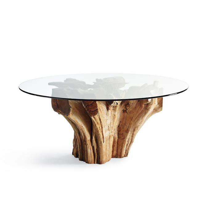 Teak Root Dining Table Frontgate