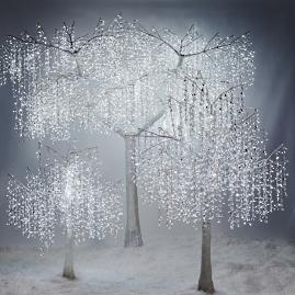 Crystal 8' Tree