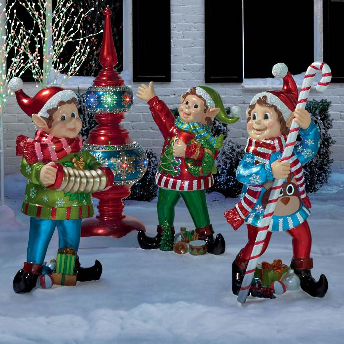 36abf5cd4cc6 Ugly Christmas Sweater Elves